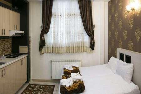 هتل آپارتمان ماریشان